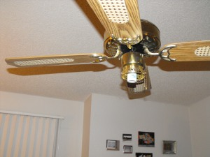 My ceiling fan